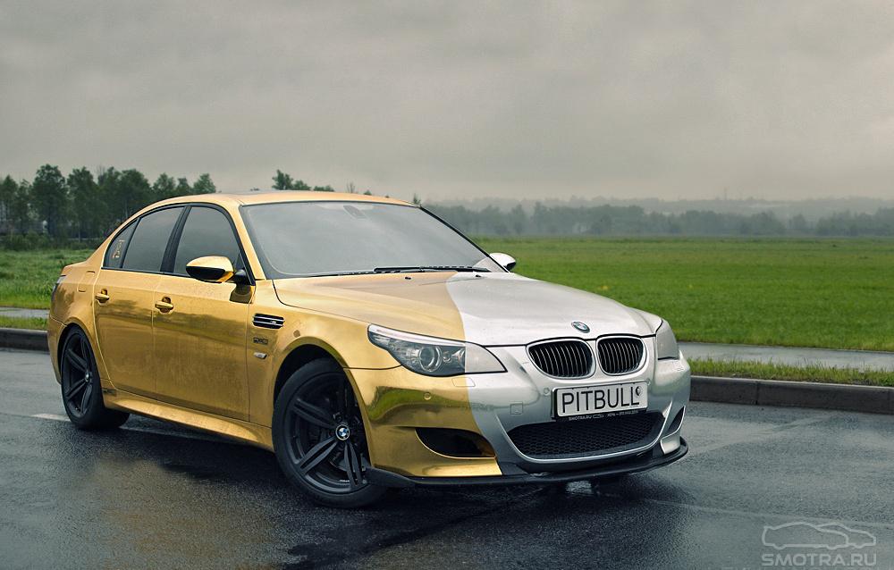 BMW M5 (E60) Малышулька