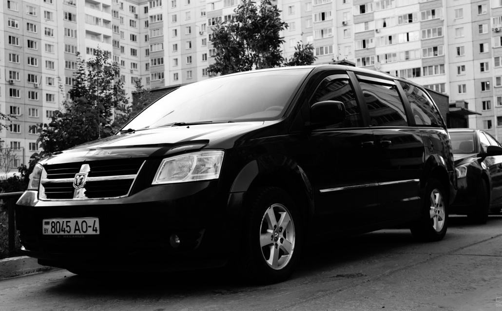 Dodge Grand Caravan V Баран из Гетто