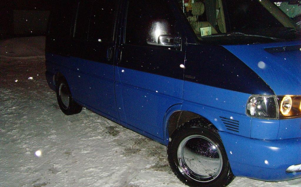 Volkswagen Multivan (T4) Бус