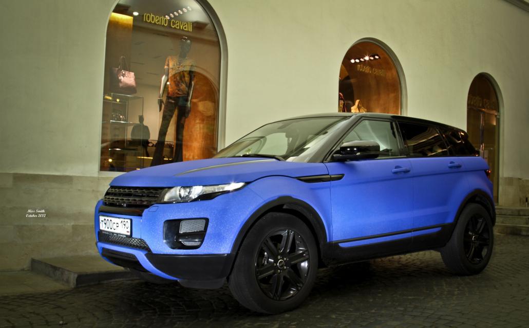 Land Rover Range Rover Evoque Жорик