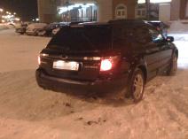 Subaru Outback III (BL,BP)