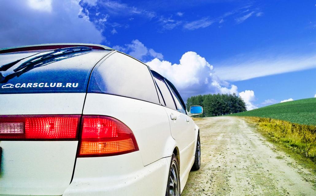 Honda Accord VI Wagon kosmobile
