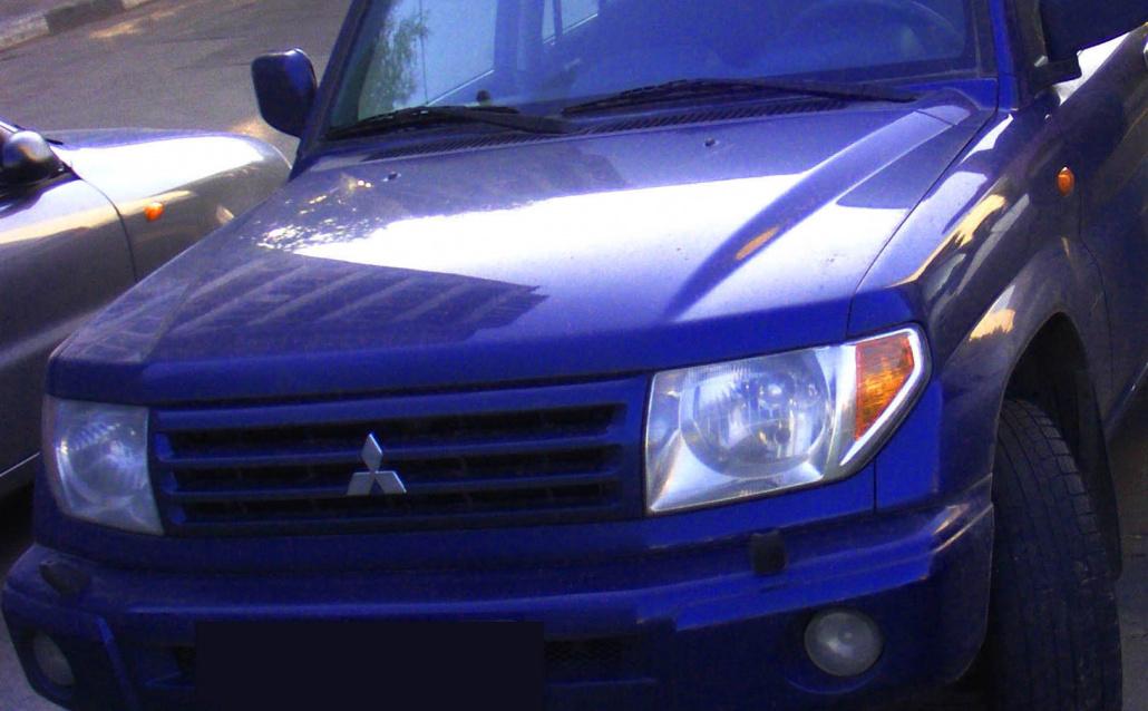 Mitsubishi Pajero Pinin (H60) КоробченкА