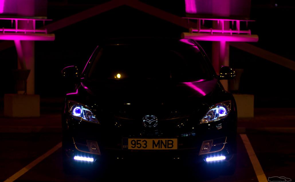 Mazda Mazda 6 (GH) Hatchback Black Beauty