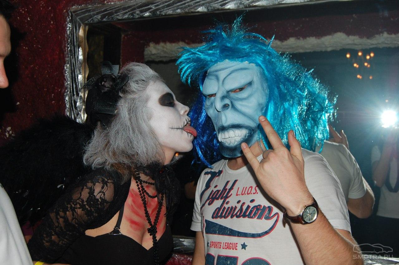 Фото с хеллоуина клубы 4