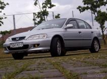 Honda Accord VI Hatchback