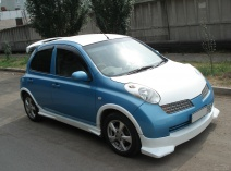 Nissan March (k12)
