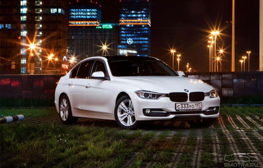BMW 3er (F30) Белка