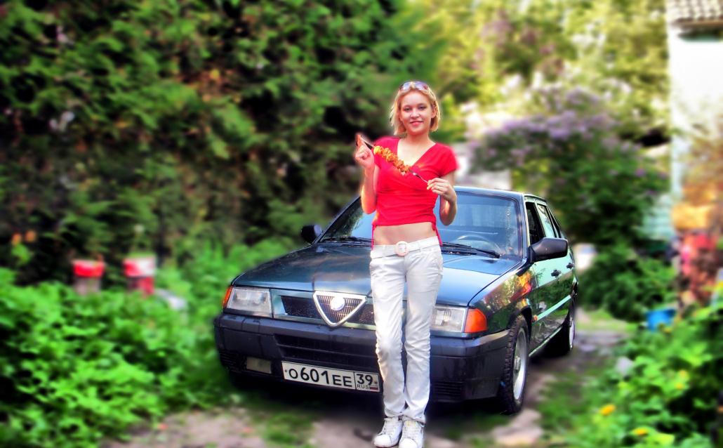 Alfa Romeo 33 (907A) Альфуша
