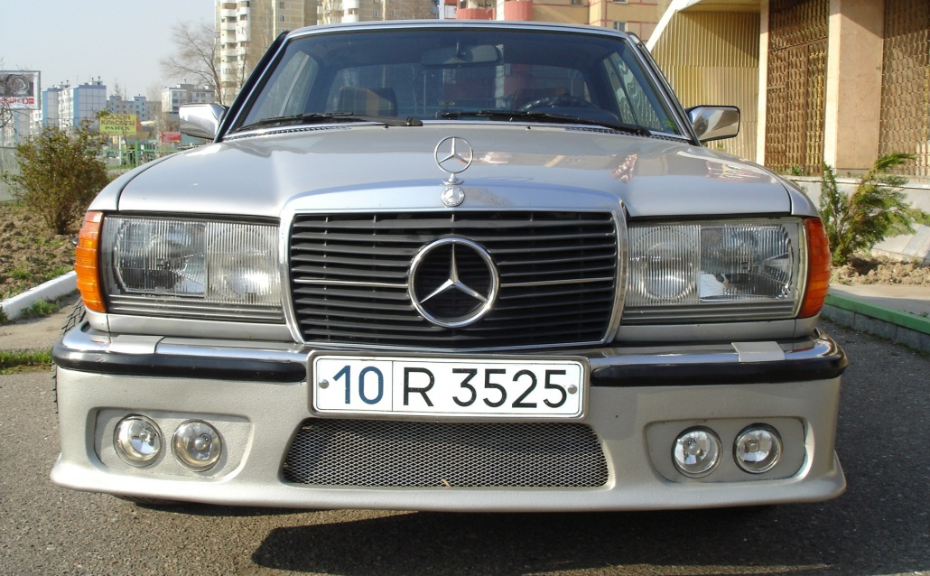 Mercedes-Benz 280 (W123) Шульц