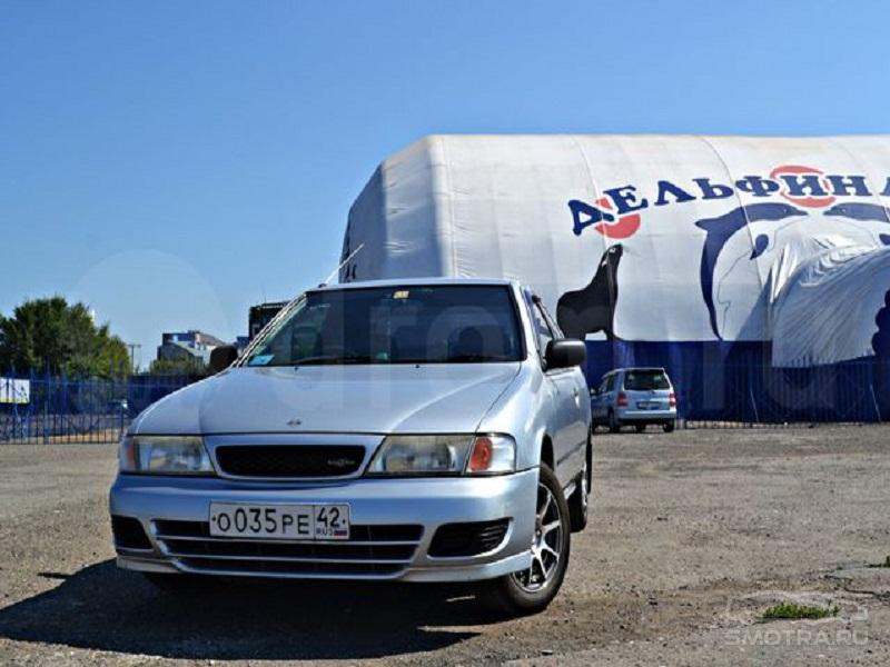 Nissan Lucino Люся