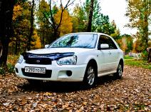Subaru Impreza Station Wagon II