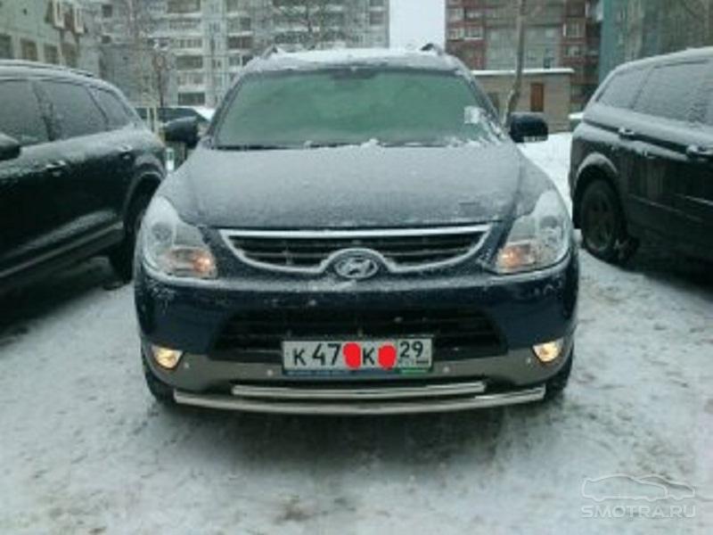Hyundai ix55 загородная:)