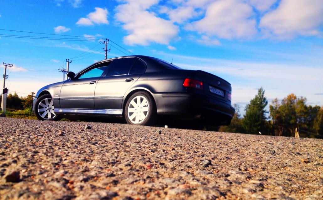 BMW M5 (E39) Эмма