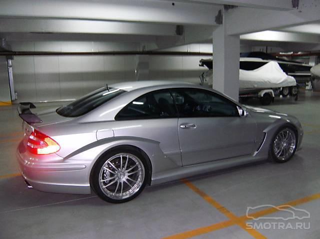 Mercedes-Benz CLK (W209) DTM
