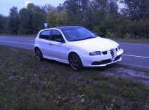 Alfa Romeo 147 5-дверная