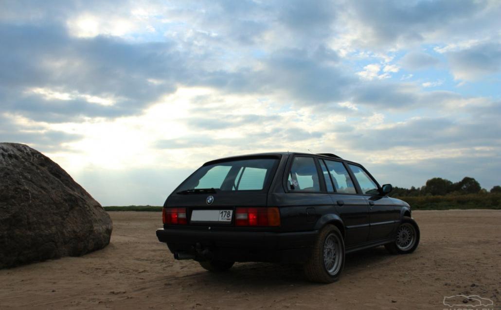 BMW 3er Touring (E30) Outatime