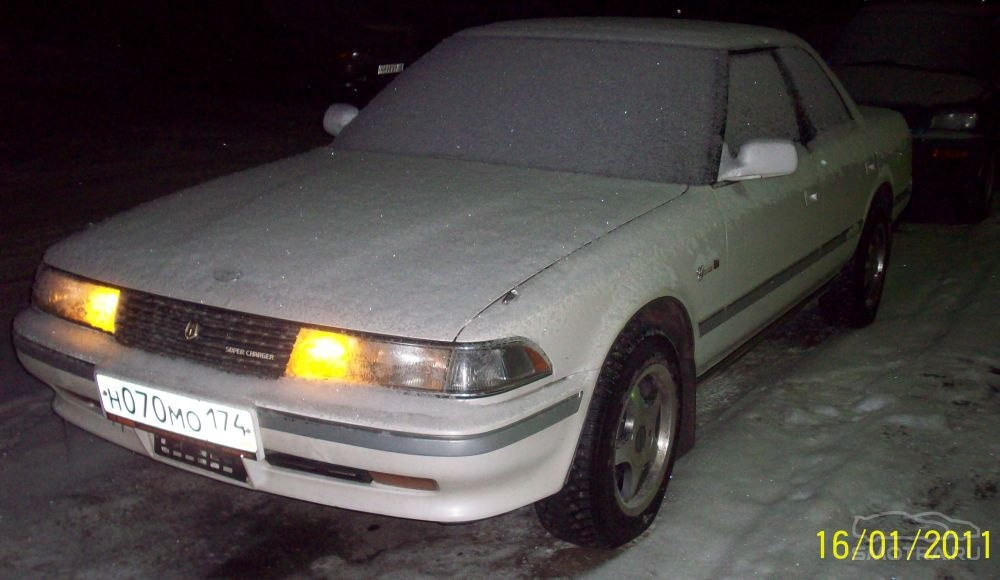 Toyota Mark II (GX 81) Марк