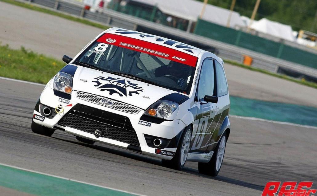 Ford Fiesta IV (Mk7) Ford Fiesta ВПК СПОРТ - RRC