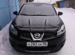 Nissan Qashqai Black meteor
