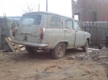 Москвич (АЗЛК) 423 Kombi
