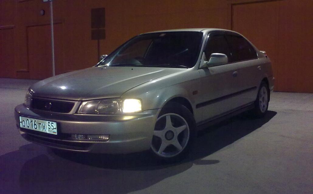 Honda Domani II Хондочка)