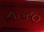 Saab 9-3 Aero    красный V6
