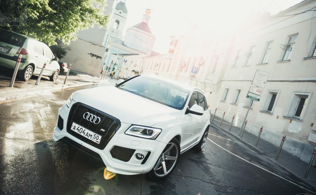 Audi Q5 АВТорский