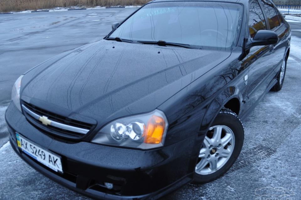 Chevrolet Evanda Chevrolet Evanda 2.0 мех