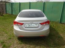 Hyundai Avante V