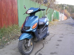 Jianshe-Yamaha 50PY