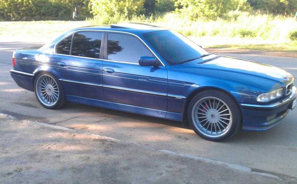Alpina B12 (E38) BMW Alpina B12 №107