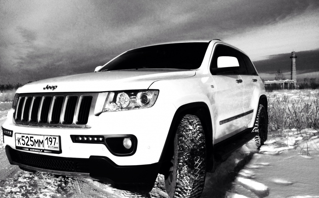 Jeep Grand Cherokee IV (WK2) Musicbox
