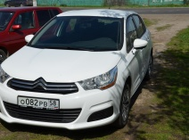 Citroen C4 II Hatchback