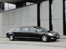 Mercedes-Benz Pullmann