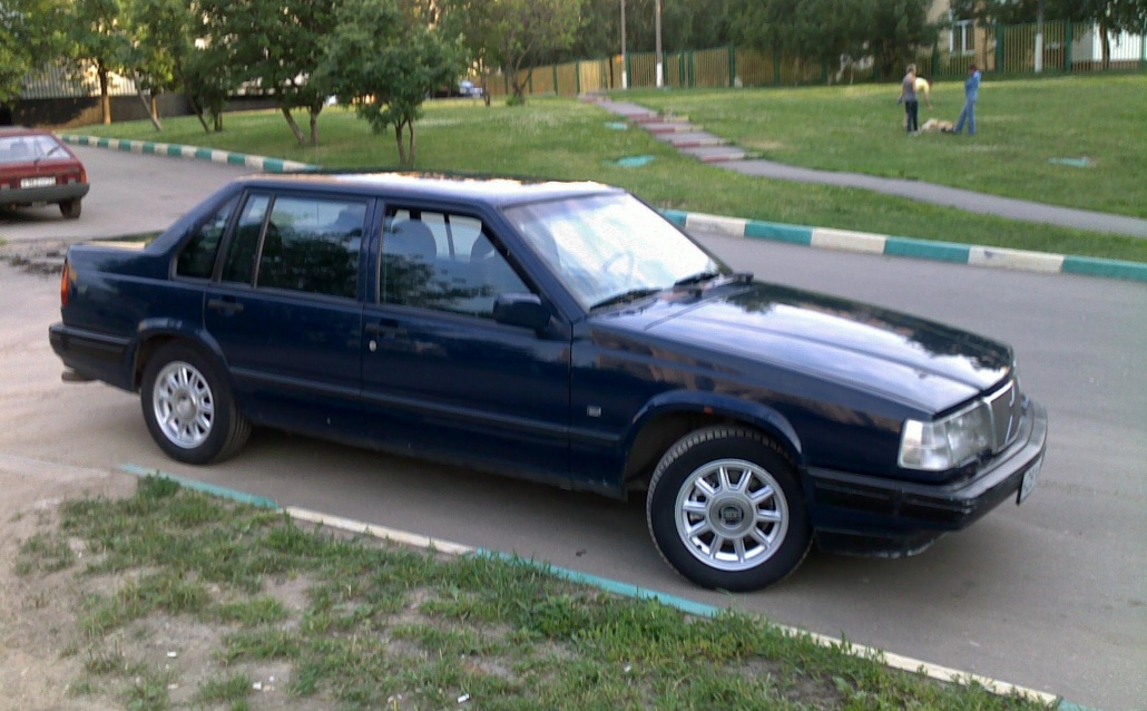 Volvo 940 (944) Вольва