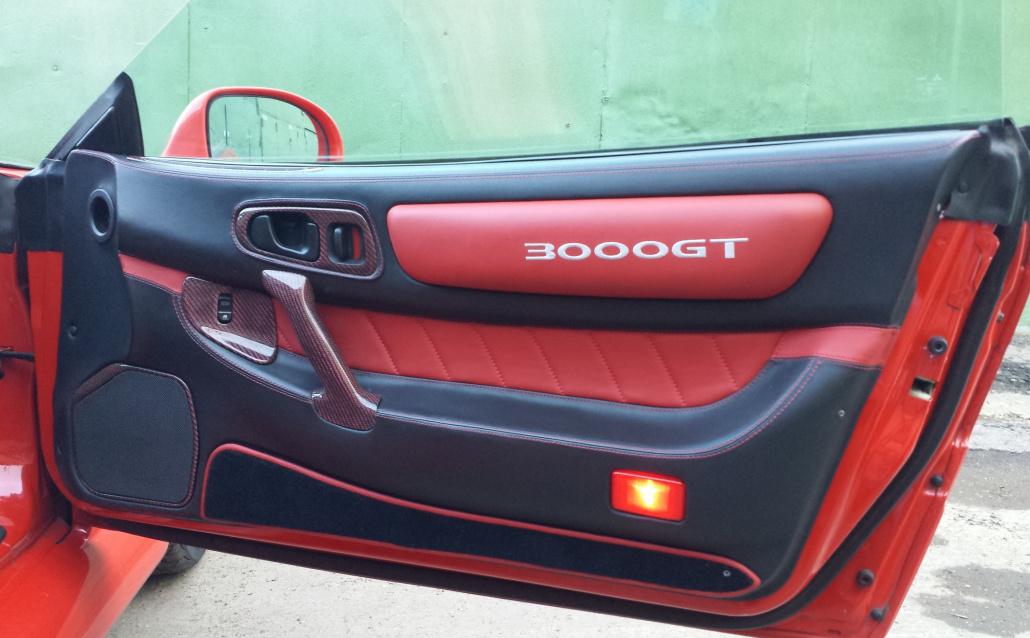 Mitsubishi 3000GT Twin Turbo