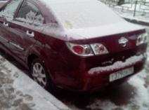 Haima 3 Sedan