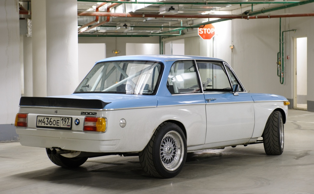 BMW 2002 Turbo SportKB
