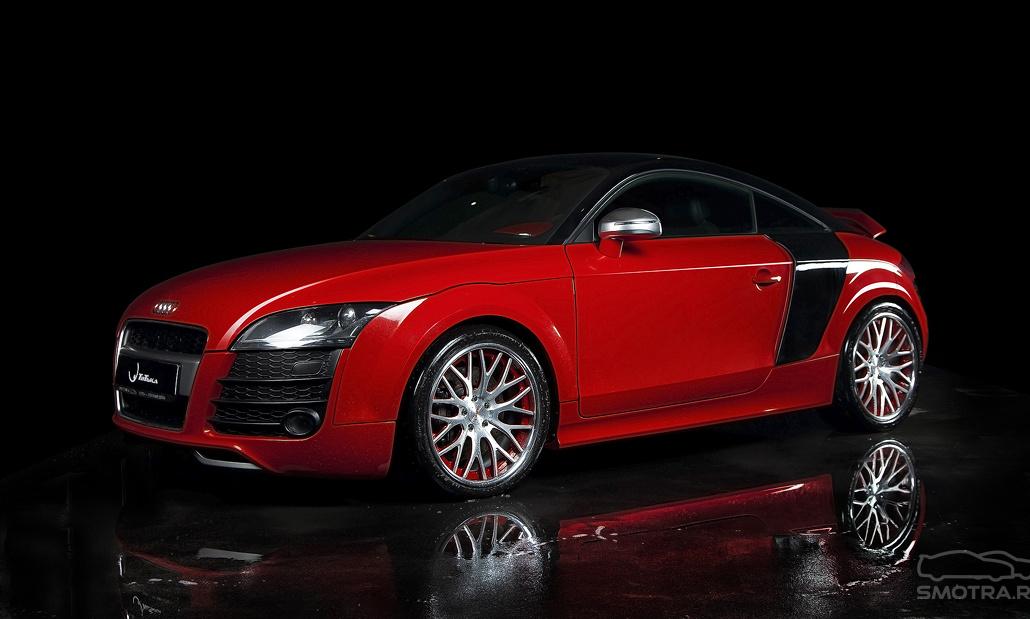 Audi TTS ТиТька