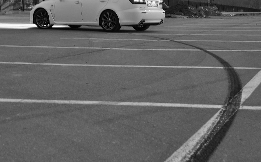 Lexus IS-F Бывшая!
