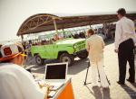 УАЗ 469 Превращение из крокодила