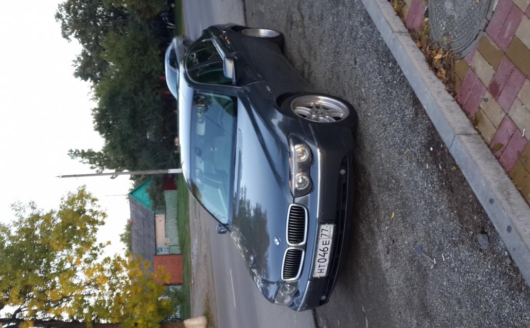 BMW 7er (E65/E66 L) MONSTR