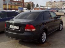 Volkswagen Polo V Sedan