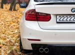BMW F30 Turbo ☢