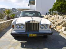 Rolls-Royce Corniche Cabrio