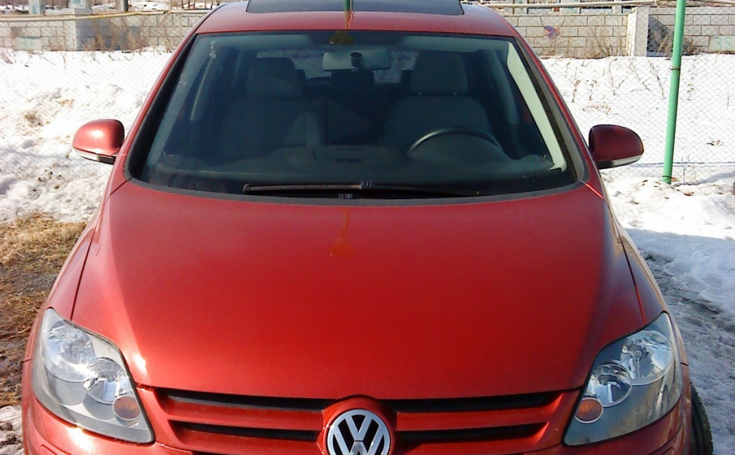 Volkswagen Golf Plus Гольф