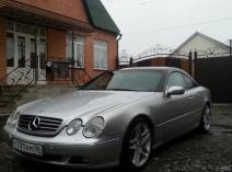 Mercedes-Benz CL-Klasse (W215)