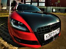Audi TT (8J) Coupe