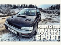 Subaru Impreza Station Wagon I (GF)